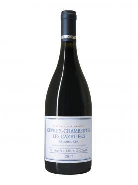 Gevrey-Chambertin 1er Cru Les Cazetiers Domaine Bruno Clair 2017 Bouteille (75cl)