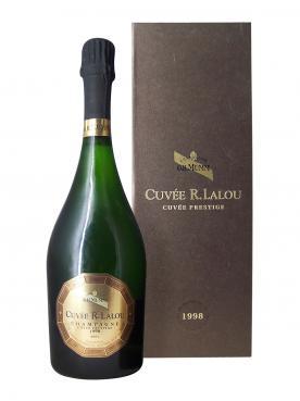 Champagne Mumm René Lalou Brut 1998 Coffret d'une bouteille (75cl)