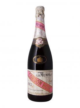 Champagne Mumm Cordon Rosé Brut 1982 Bouteille (75cl)