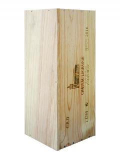 Château Lagrange (Saint Julien) 2016 Caisse bois d'origine d'un double magnum (1x300cl)