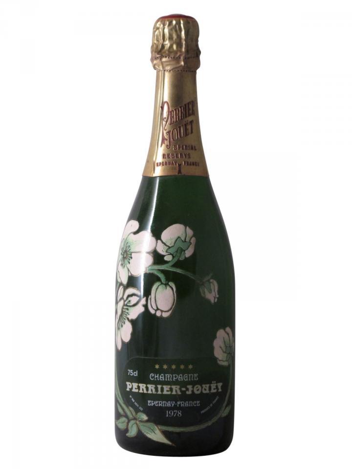 Champagne Perrier Jouët Belle Epoque Brut 1978 Bouteille (75cl)