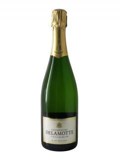 Champagne Delamotte Blanc de Blancs Brut Non millésimé 3 bouteilles (3x75cl)