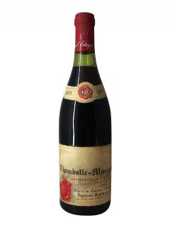 Chambolle-Musigny François Protheau 1971 Bouteille (75cl)