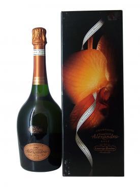 Champagne Laurent Perrier Grand Siècle Alexandra Rosé Brut 1998 Coffret d'une bouteille (75cl)