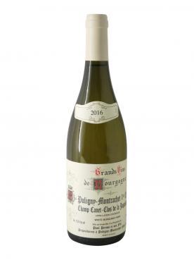 Puligny-Montrachet 1er Cru Champ Canet Clos de la jaquelotte Domaine Paul Pernot & Fils 2016 Bouteille (75cl)