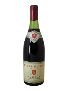 Musigny Grand Cru Domaine Faiveley 1966 Bouteille (75cl)