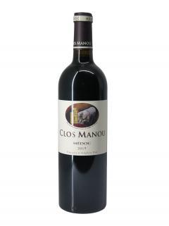 Clos Manou 2019 Bouteille (75cl)