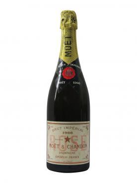 Champagne Moët & Chandon Brut Impérial Rosé Brut 1966 Bouteille (75cl)