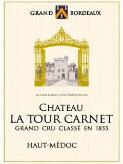 Château La Tour Carnet 2019 Bouteille (75cl)