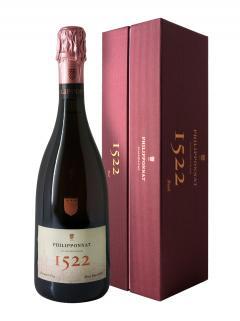 Champagne Philipponnat Cuvée n°1522 Rosé 2007 Bouteille (75cl)