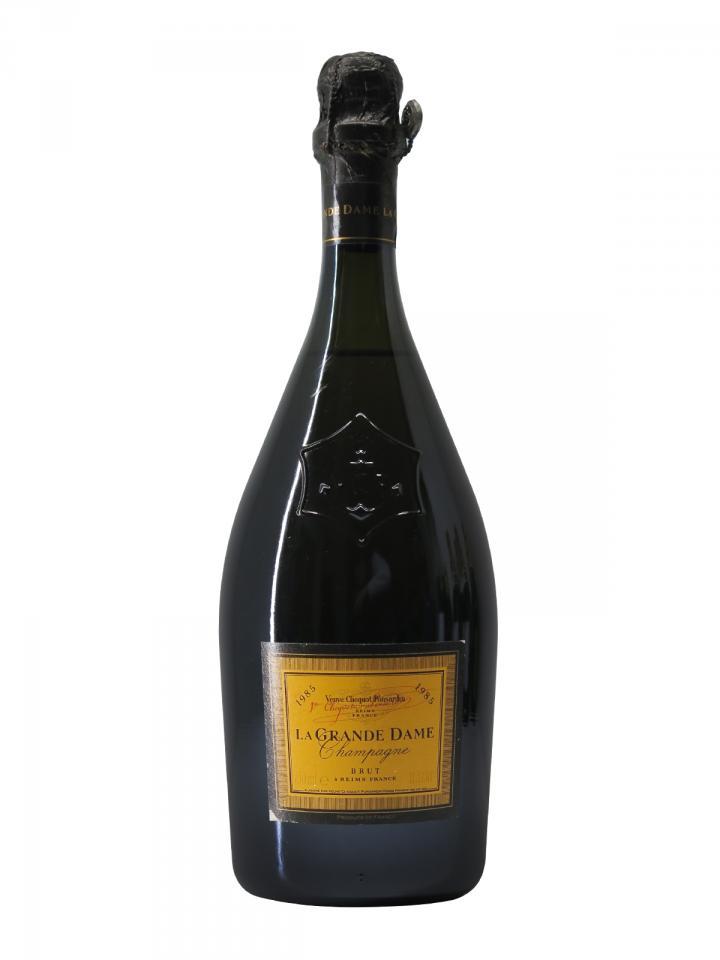 Champagne Veuve Clicquot Ponsardin La Grande Dame Brut 1985 Bouteille (75cl)