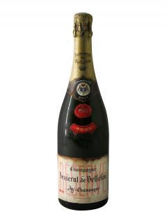 Champagne Besserat de Bellefon Rosé Brut 1961 Bouteille (75cl)