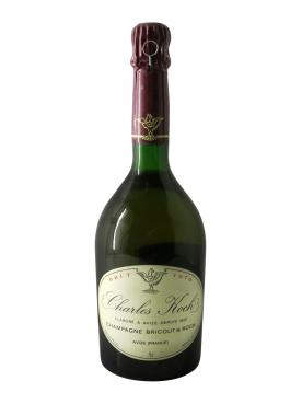 Champagne Bricout & cie Charles Koch Brut 1973 Bouteille (75cl)
