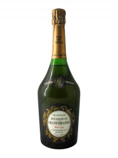 Champagne A. Rothschild Grand Trianon Brut 1969 Bouteille (75cl)