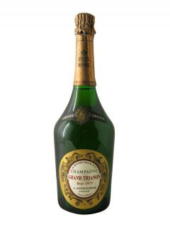 Champagne A. Rothschild Grand Trianon Brut 1975 Bouteille (75cl)