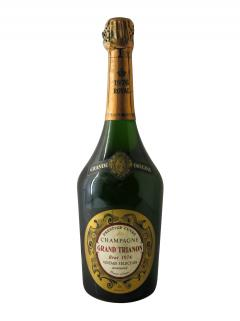 Champagne A. Rothschild Grand Trianon Brut 1976 Bouteille (75cl)