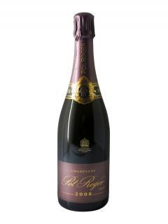 Champagne Pol Roger Rosé Brut 2008 Bouteille (75cl)