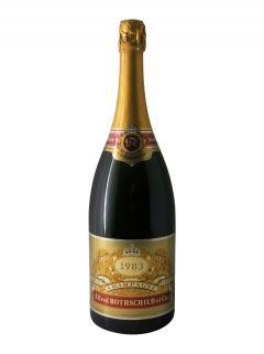 Champagne A. Rothschild Brut 1983 Magnum (150cl)