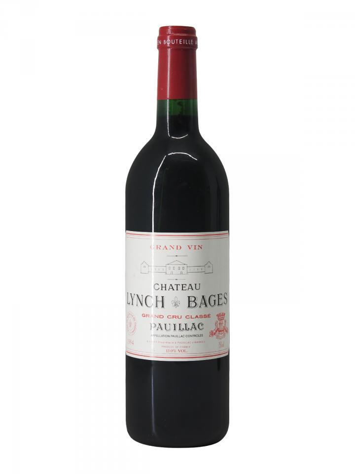 Château Lynch Bages 1994 Caisse bois d'origine de 12 bouteilles (12x75cl)