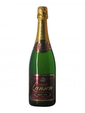 Champagne Lanson Brut 1981 Bouteille (75cl)