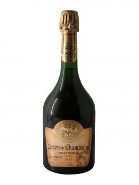 Champagne Taittinger Comtes de Champagne Rosé Brut 1985 Bouteille (75cl)
