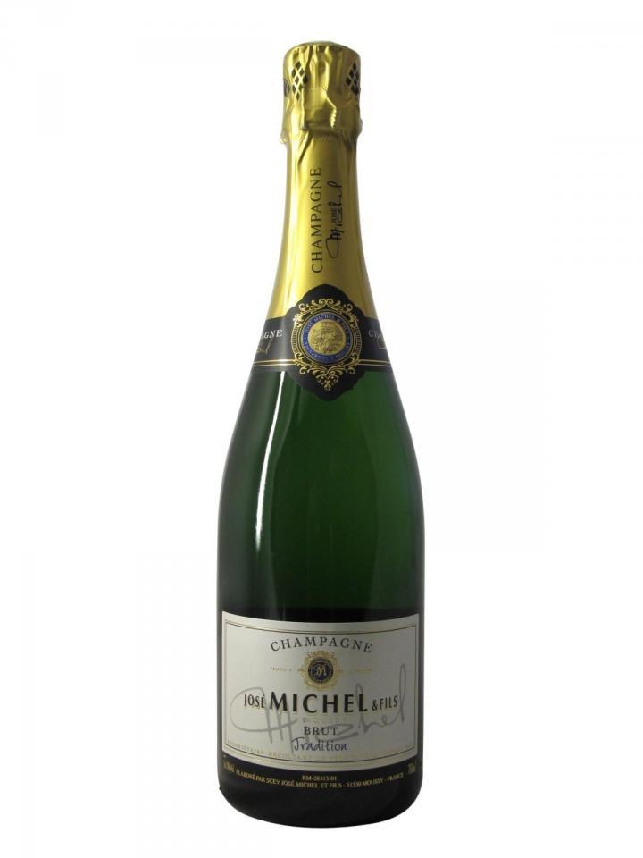 Champagne José Michel Tradition Brut Non millésimé Bouteille (75cl)