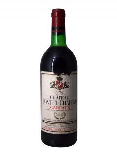Château Pontet-Chappaz 1976 Bouteille (75cl)