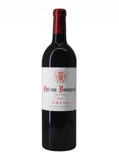 Château Bourgneuf 2017 Bouteille (75cl)