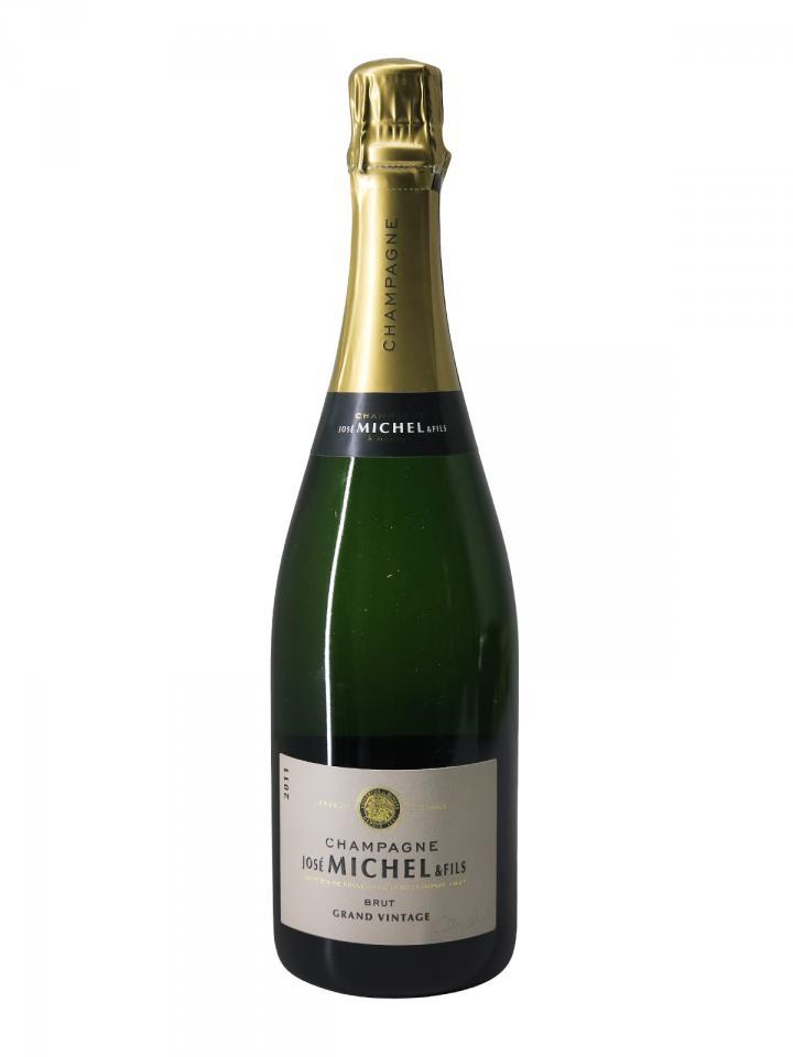 Champagne José Michel Grand Vintage Brut 2011 Bouteille (75cl)