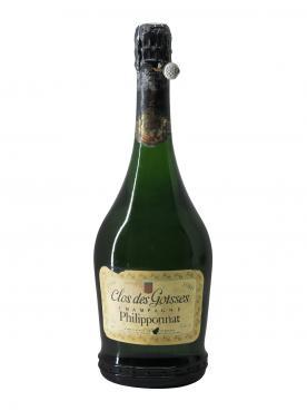 Champagne Philipponnat Clos des Goisses Brut 1988 Bouteille (75cl)