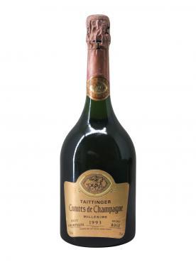 Champagne Taittinger Comtes de Champagne Rosé Brut 1993 Bouteille (75cl)
