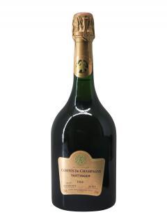 Champagne Taittinger Comtes de Champagne Rosé Brut 1996 Bouteille (75cl)