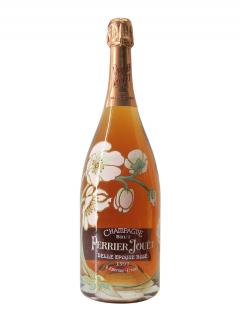 Champagne Perrier Jouët Belle Epoque Rosé Brut 1997 Coffret d'un magnum (150cl)