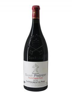 Châteauneuf-du-Pape Domaine Saint-Préfert Réserve Auguste Favier 2018 Magnum (150cl)