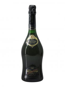 Champagne Veuve Clicquot Ponsardin La Grande Dame Brut 1983 Bouteille (75cl)