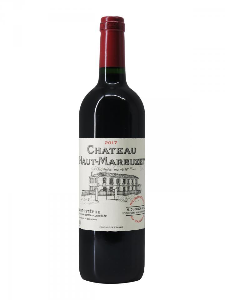 Château Haut-Marbuzet 2017 Bouteille (75cl)