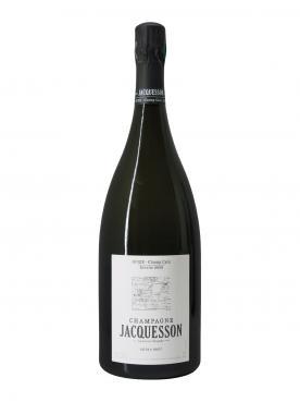 Champagne Jacquesson Avize Champ Caïn Extra Brut 2009 Coffret d'un magnum (150cl)
