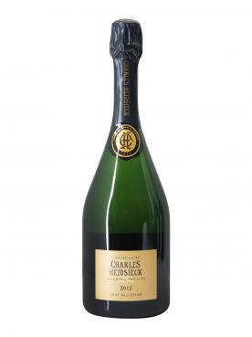 Champagne Charles Heidsieck Brut Millésimé 2012 Coffret d'une bouteille (75cl)