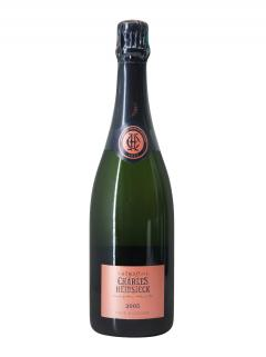 Champagne Charles Heidsieck Rosé Brut 2005 Bouteille (75cl)