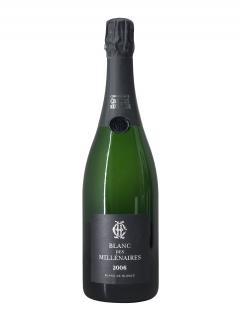 Champagne Charles Heidsieck Blanc des Millénaires Brut 2006 Coffret d'une bouteille (75cl)
