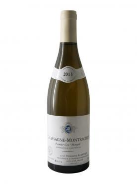Chassagne-Montrachet 1er Cru Morgeot Domaine Ramonet 2013 Bouteille (75cl)