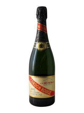 Champagne Mumm Cordon Rouge Brut 1995 Bouteille (75cl)