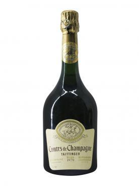 Champagne Taittinger Comtes de Champagne Blanc de Blancs Brut 1979 Bouteille (75cl)