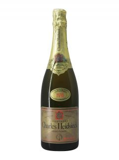 Champagne Charles Heidsieck Rosé Brut 1976 Bouteille (75cl)