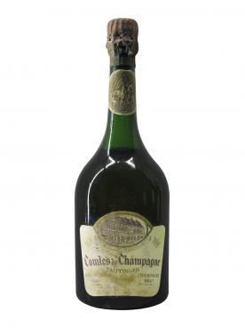 Champagne Taittinger Comtes de Champagne Blanc de Blancs Brut 1966 Bouteille (75cl)