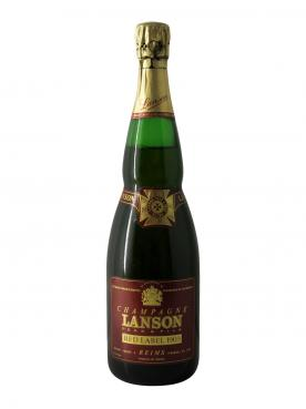 Champagne Lanson Red Label Brut 1969 Bouteille (75cl)