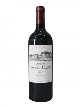 Château Pontet-Canet 2017 Bouteille (75cl)