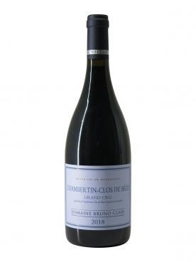 Chambertin-Clos-de-Bèze Grand Cru Domaine Bruno Clair 2018 Bouteille (75cl)