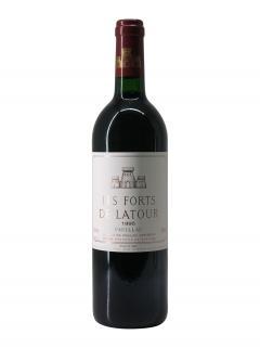 Les Forts de Latour 1995 Bouteille (75cl)