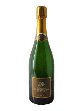 Champagne Franck Bonville Millésimes Retrouvés Blanc de Blancs Brut Grand Cru 2005 Bouteille (75cl)